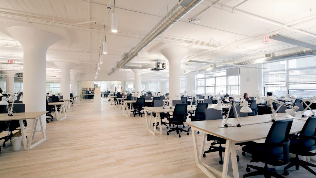 Open Area for Coworking