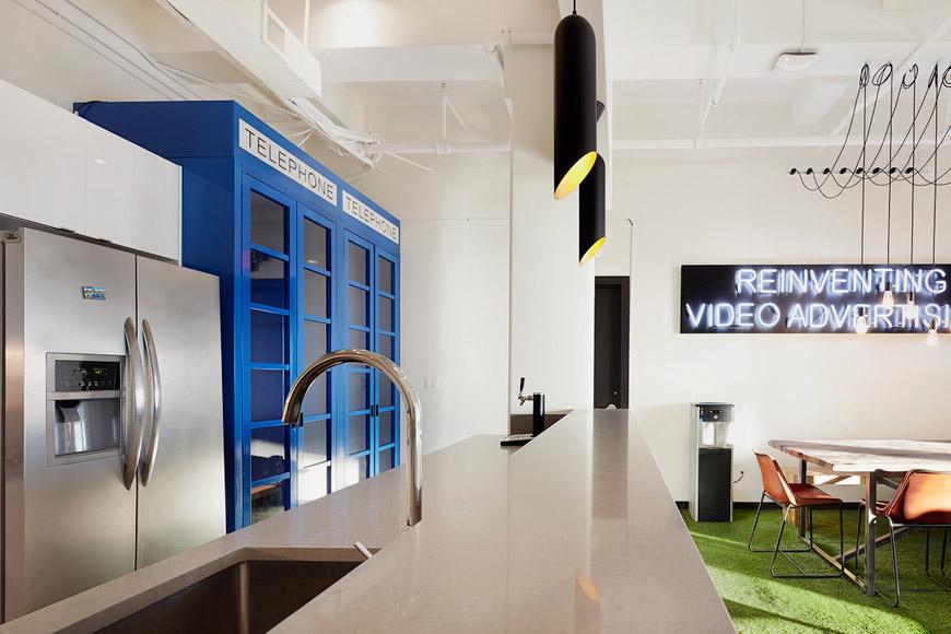 Unique Office Design Features From Dmd Design Unique Workspaces