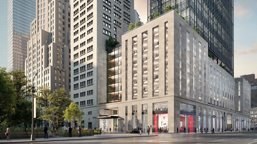 1 Madison Avenue Exterior